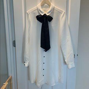 NWT - Kate Spade Button Down Short Dress